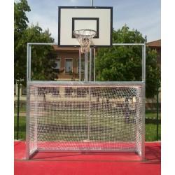 Struttura Multisport Calcetto-Basket