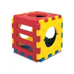 Gioco da esterno Cubic con Scaletta