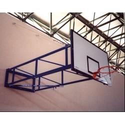 Impianto basket a parete e pieghevole a libro