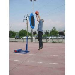 Pannello elastico palla indietro per allenamento multiuso