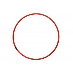 Kit 10 Cerchi in PE colorato sez tubolare cm 80