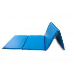 Stuoia ginnastica pieghevole in 4 cm 180x60x3
