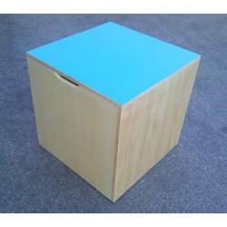 Cubo propriocettivo 80x80x80 cm