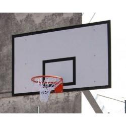 Tabellone basket regolamentare cm 180x105 per esterno