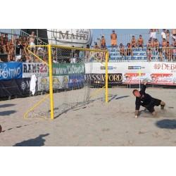 Porte Beach Soccer regolamentari trasportabili