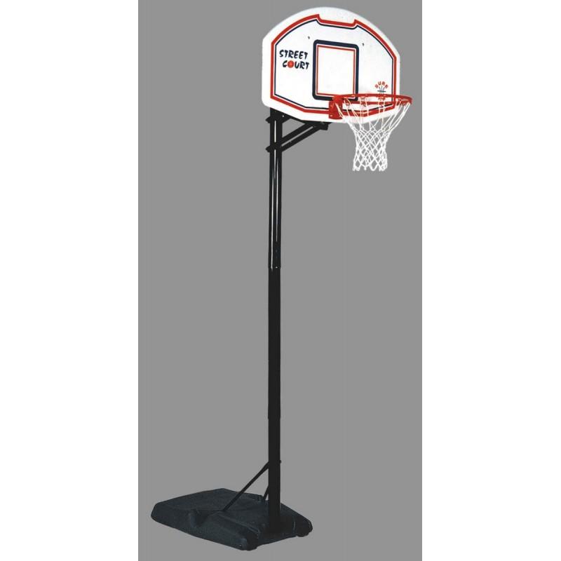 Impianto basket / minibasket trasportabile mod. Los Angeles