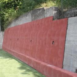 Protezione murale da...