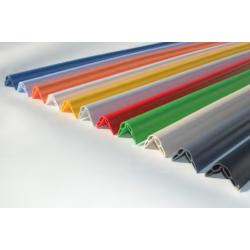 Paraspigolo in PVC ignifugo