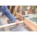 Sbarre danza in legno mt. 3 diametro 40 mm