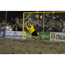 Porte Beach Soccer regolamentari fisse