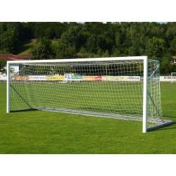 Porte da calcio regolamentari trasportabili autoportanti