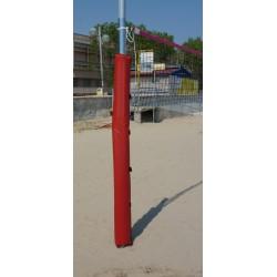 Protezioni impianto beach tennis e beach volley