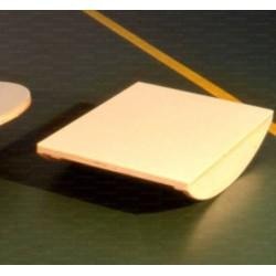 Tavoletta propiocettiva rettangolare con semilune