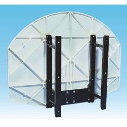 Impianto basket / minibasket  a parete fisso